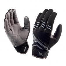 Перчатки SealSkinz Dragon Eye Trail Black/Anthracite/Mid Grey XL