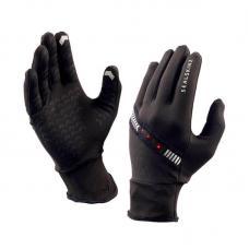 Перчатки SealSkinz Halo Running Glove Black L