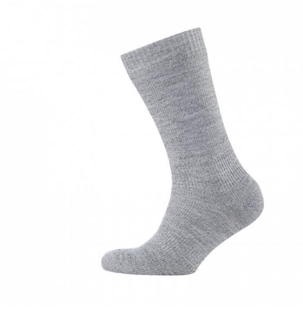 Носки водонепроницаемые SealSkinz Hiking Sock Grey L