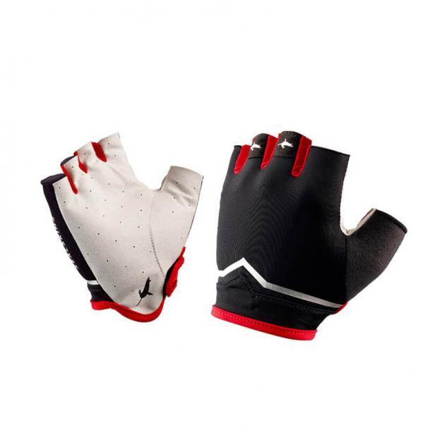Перчатки SealSkinz Ventoux Aero Black/Red L