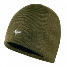 Шапка водонепроницаемая SealSkinz Waterproof Beanie Hat Olive L-XL