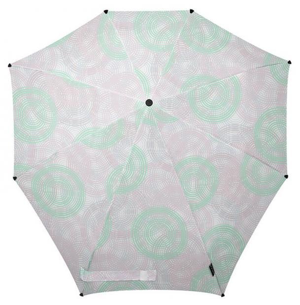 Зонт-автомат Senz Automatic Cloudy Colors