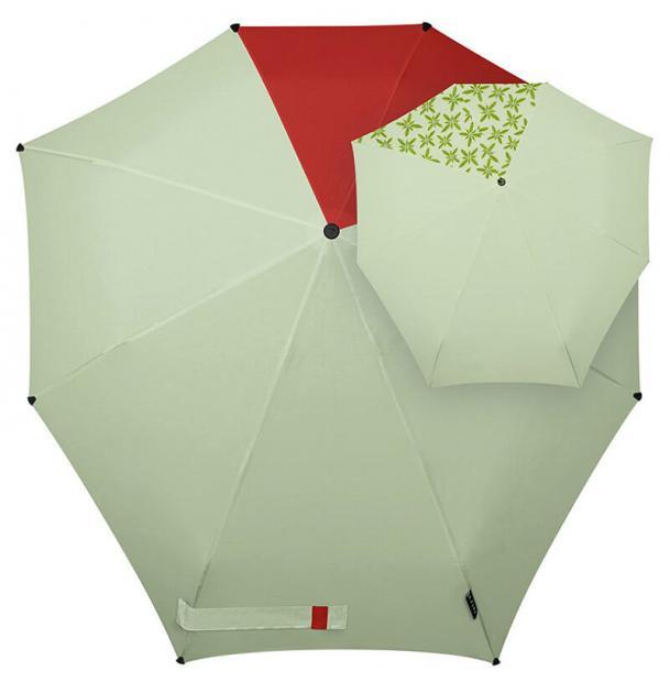 Зонт-автомат Senz Automatic Lofty Leaves