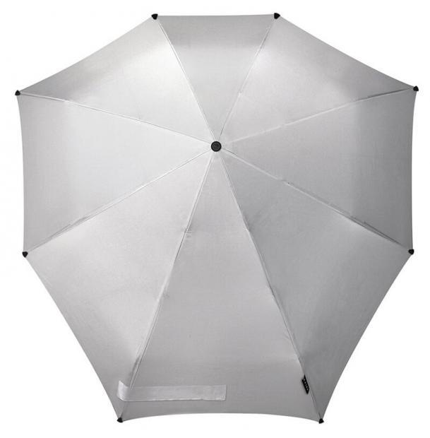 Зонт-автомат Senz Automatic Shiny Silver