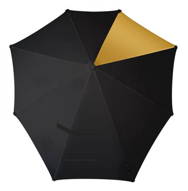 Зонт-трость Senz Original Gold Reflections