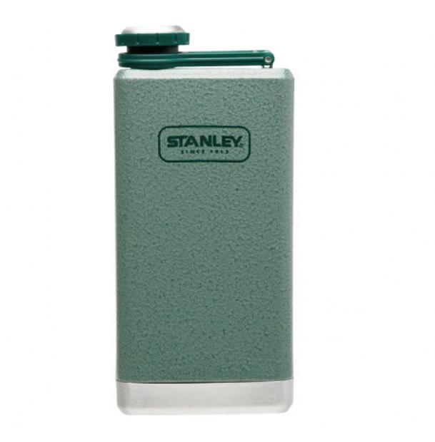 Фляга Stanley Adventure 0.23L Pocket Flask Hammertone Green