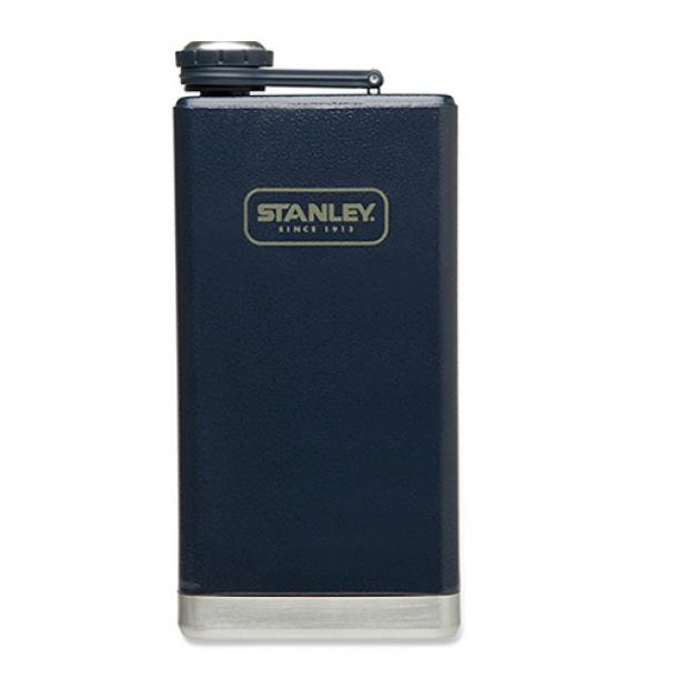 Фляга Stanley Adventure 0.23L Pocket Flask Hammertone Navy