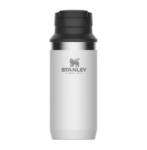 Термостакан Stanley Adventure 0.35L Vacuum Switchback Mug White
