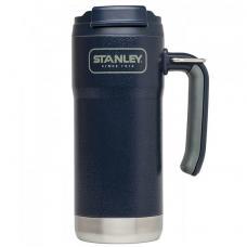 Термокружка Stanley Adventure 0.47L Vacuum Travel Mug Navy