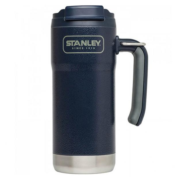 Термокружка Stanley Adventure 0.47L Vacuum Travel Mug Navy