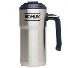 Термокружка Stanley Adventure 0.47L Vacuum Travel Mug Steel