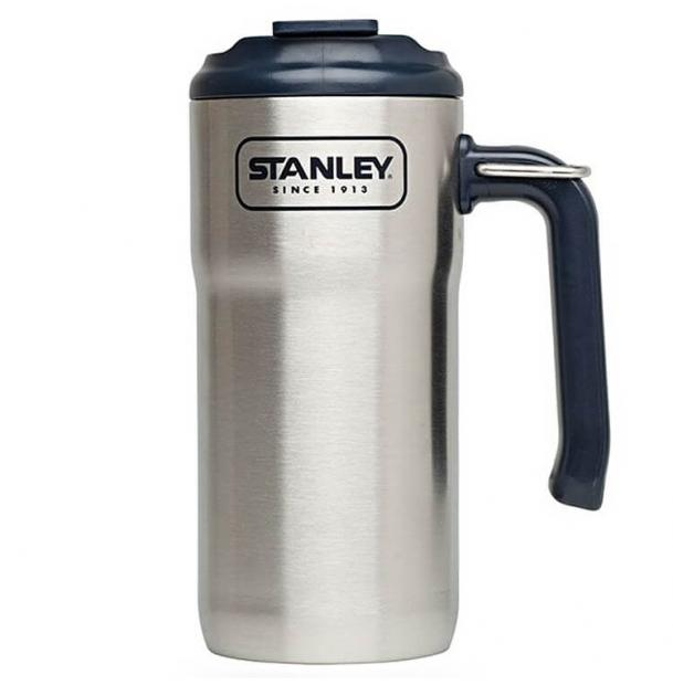 Термокружка Stanley Adventure 0.47L Vacuum Travel Mug Steel 10-01901-004