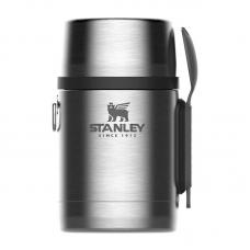 Термос для еды Stanley Adventure 0.53L Vacuum Food Jar Stainless Steel
