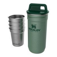 Набор стопок Stanley Adventure 0.59L SS Shot Glass Set Green