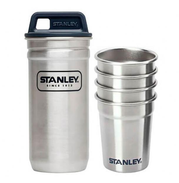 Набор стопок Stanley Adventure 0.59L SS Shot Glass Set Steel