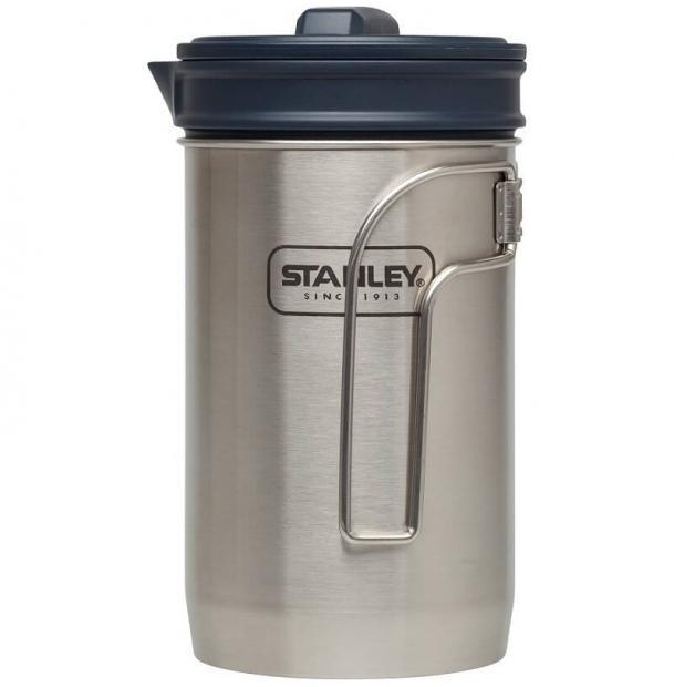 Набор посуды Stanley Adventure 0.95L Cook and Brew Set Steel