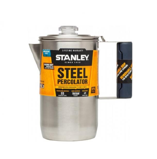 Кофейник Stanley Adventure 1L Percolator Steel