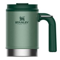 Термокружка Stanley Classic 0.47L Vacuum Camp Mug Hammertone Green