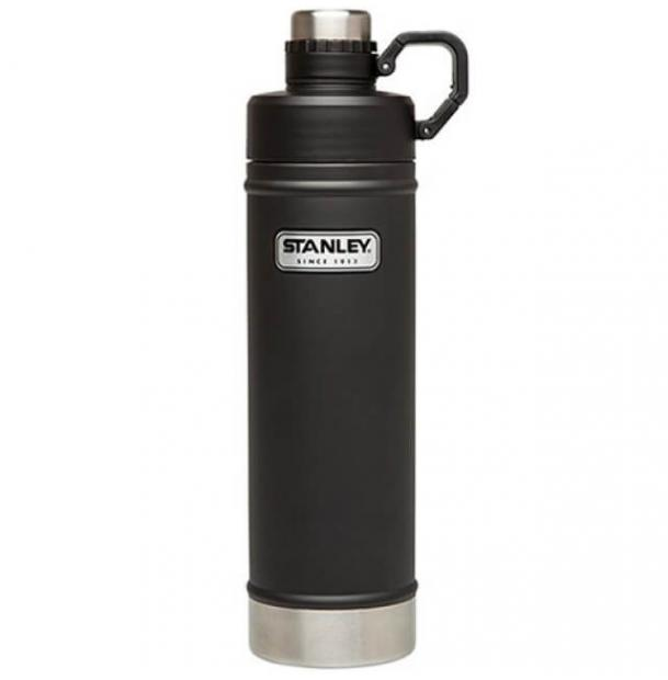 Термобутылка Stanley Classic 0.75L Vacuum Water Bottle Matte Black 10-02286-007