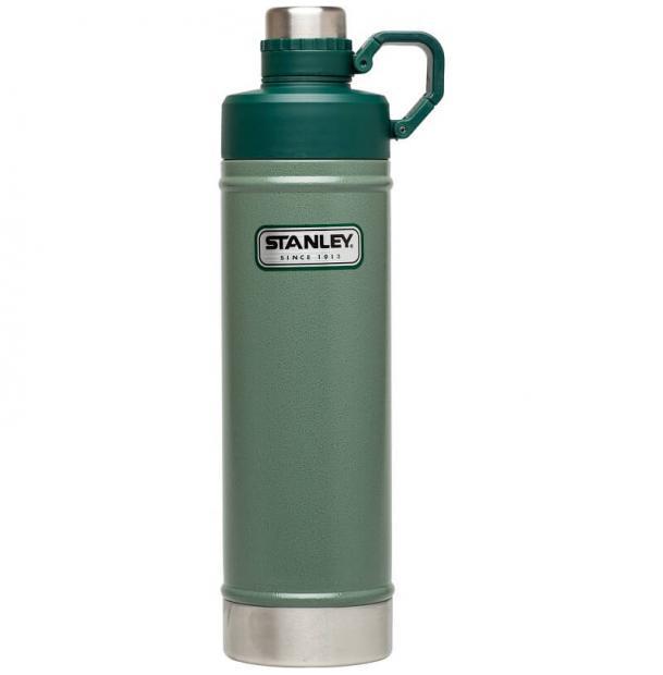 Термобутылка Stanley Classic 0.75L Vacuum Water Bottle Hammertone Green