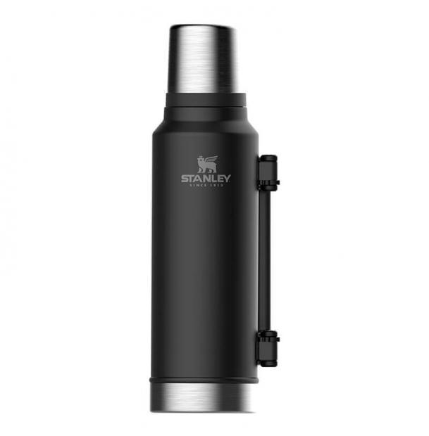 Термос Stanley Classic 1.4L Vacuum Bottle Black