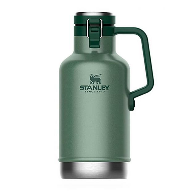 Термос Stanley Classic Growler 1.9L  Hammertone Green
