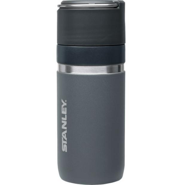Термокружка Stanley GO Ceramivac 0.48L Vacuum Mug Asphalt