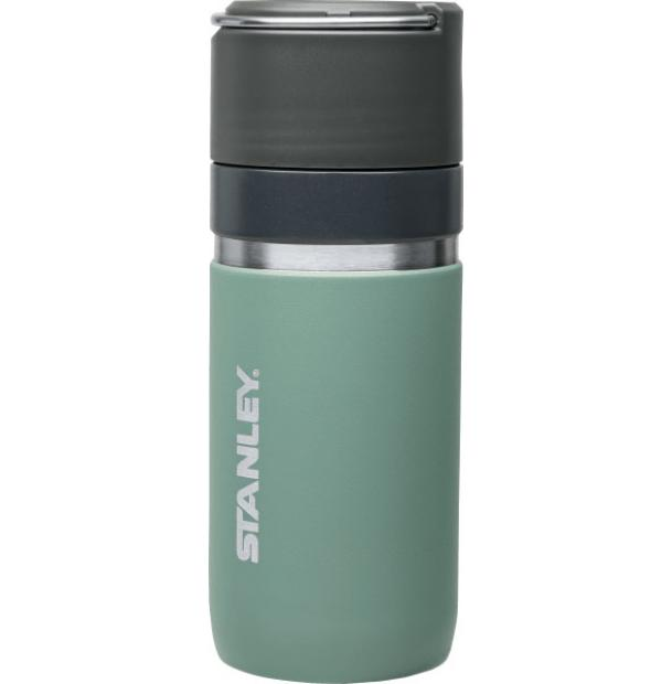 Термокружка Stanley GO Ceramivac 0.48L Vacuum Mug Shale