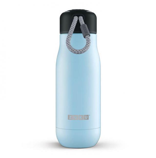 Термос Zoku 0.35L Stainless Steel Bottle Light Blue