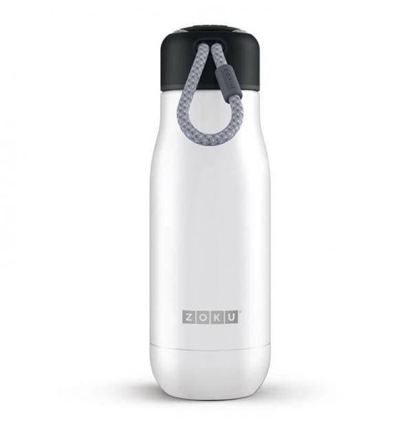 Термос Zoku 0.35L Stainless Steel Bottle White