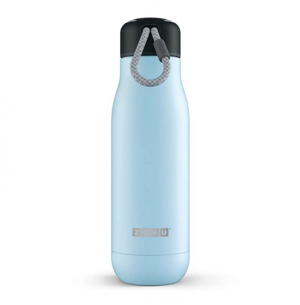 Термос Zoku 0.5L Stainless Steel Bottle Light Blue