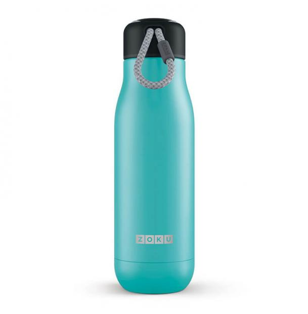 Термос Zoku 0.5L Stainless Steel Bottle Teal