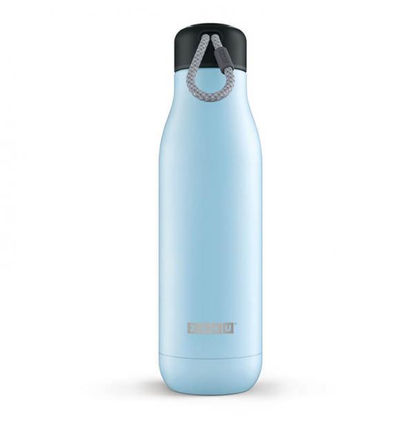 Термос Zoku 0.75L Stainless Steel Bottle Light Blue