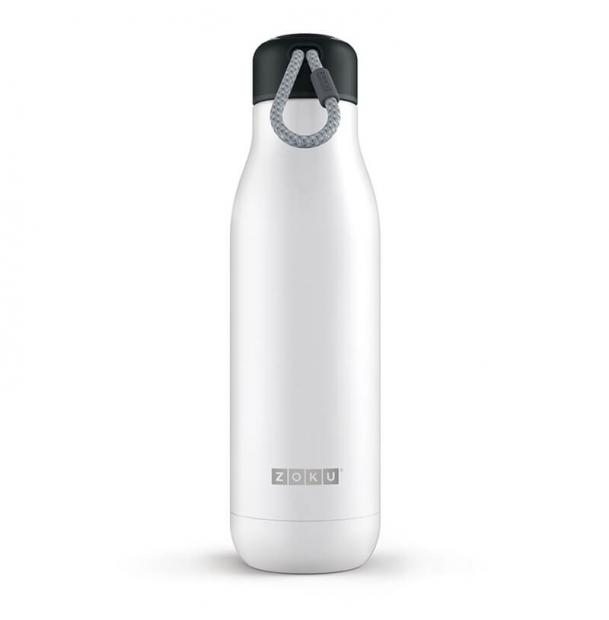 Термос Zoku 0.75L Stainless Steel Bottle White