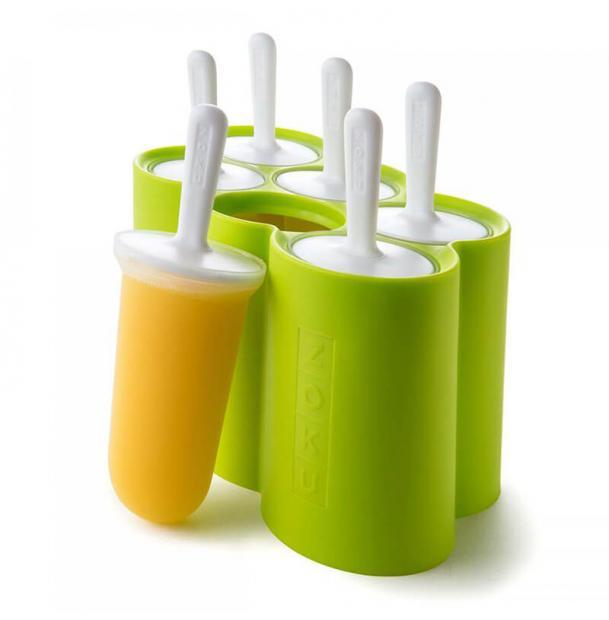 Форма для мороженого Zoku Classic Pop Molds 6 шт.