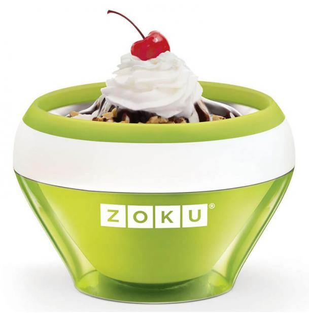 Мороженица Zoku Ice Cream Maker Green