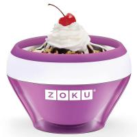 Мороженица Zoku Ice Cream Maker Purple
