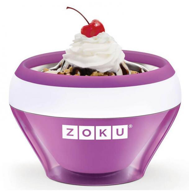 Мороженица Zoku Ice Cream Maker Purple