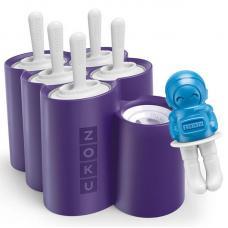 Форма для мороженого Zoku Space Pop Molds 6 шт.