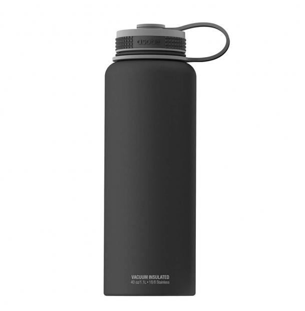 Термобутылка Asobu Mighty Flask 1,1L Black