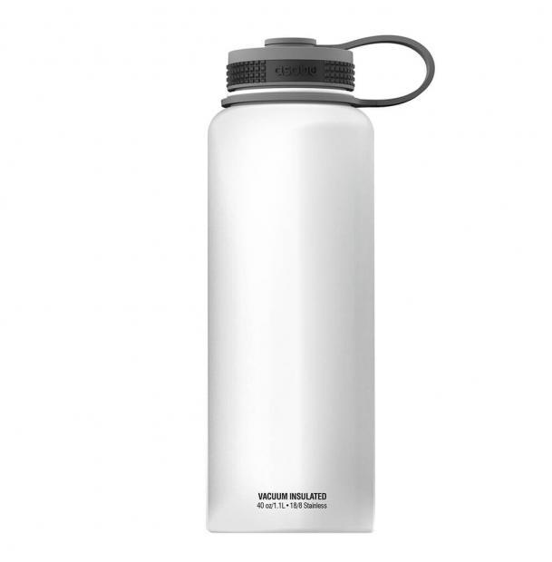 Термобутылка Asobu Mighty Flask 1,1L White