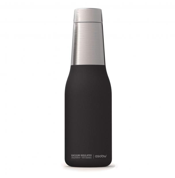 Термобутылка Asobu Oasis 0,59L Black