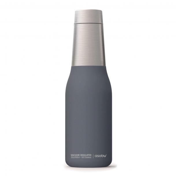 Термобутылка Asobu Oasis 0,59L Grey