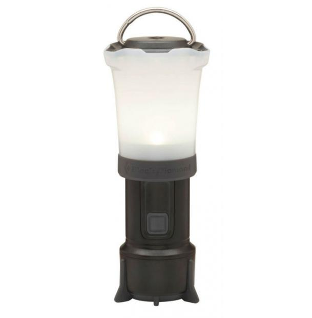 Кемпинговый фонарь Black Diamond Orbite Lantern Matte Black