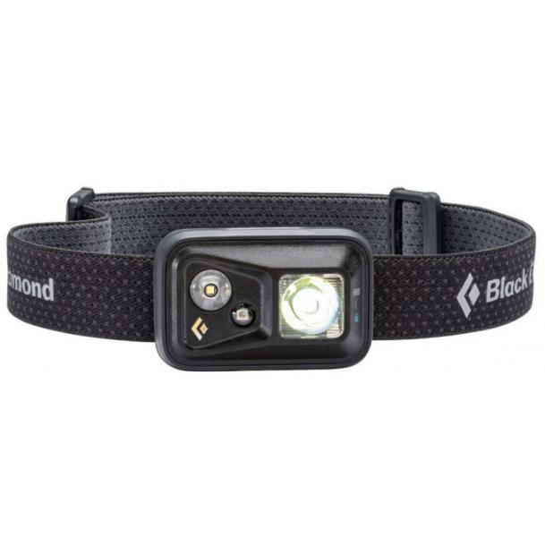 Фонарь налобный Black Diamond Spot Headlamp Black