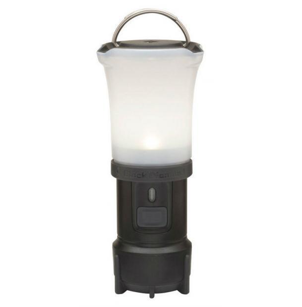 Кемпинговый фонарь Black Diamond Voyager Lantern Matte Black