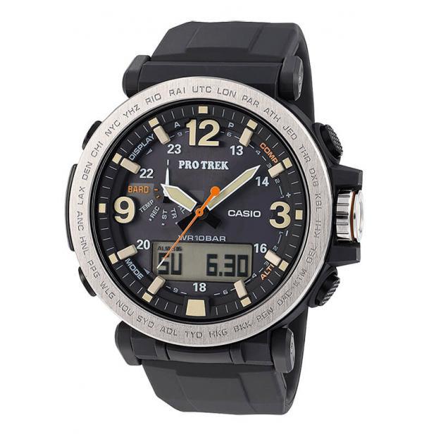 Часы Casio Pro Trek PRG-600-1ER