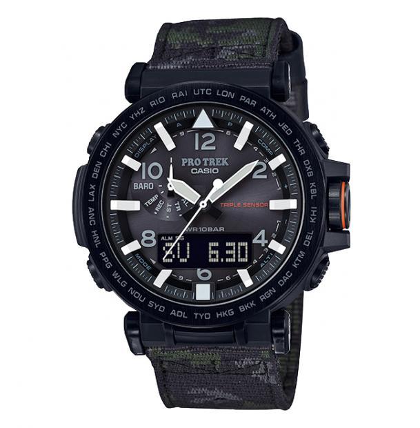 Часы Casio Pro Trek PRG-650YBE-3ER