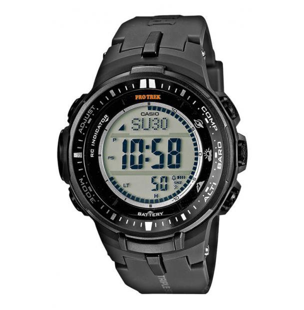 Часы Casio Pro Trek PRW-3000-1ER
