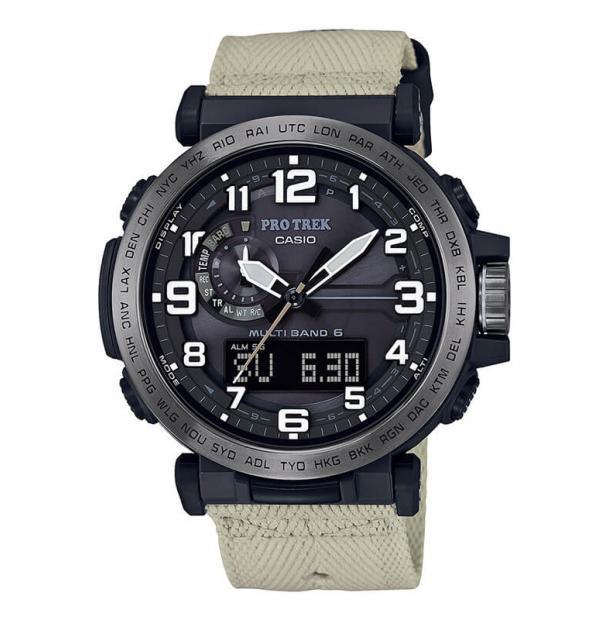 Часы Casio Pro Trek PRW-6600YBE-5ER